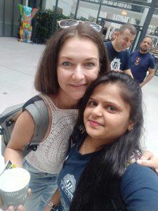 Me with Petya